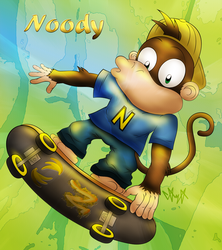 Noody by gagaman92