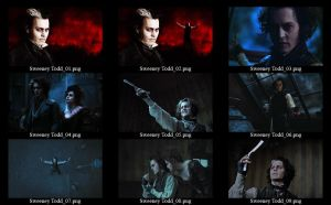 Sweeney Todd Wallpaper Pack by linkitch