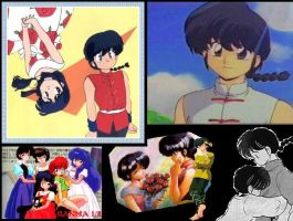 Ranma by Ajsnilloc