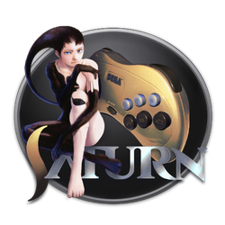 Saturn Icon - PNG+XCF by Anarkhya