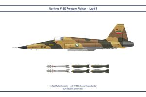 Freedom Fighter Load 5 by WS-Clave