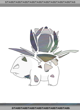0.05 +Ivysaur+ by frequent-roadkill