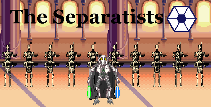 148. The Separatists by BeeWinter55