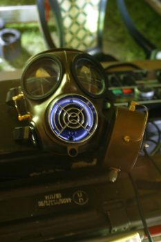 Steampunk Gasmask 1 by aikon359