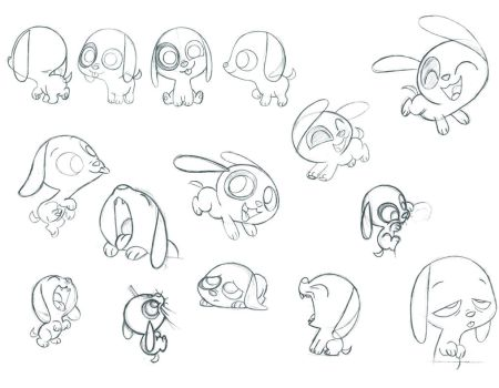 Foster's Imaginary puppies by fyre-flye