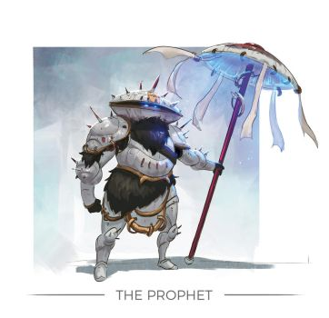 The Prophet by jeffchendesigns
