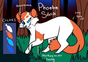 Contest Entry: Phoebe Silvia by Ips666