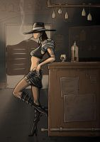 Cowgirl next gen by YoulDesign
