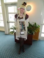 Steampunk Chi Chobits Setsucon 2014 by bumac