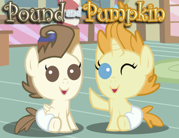 Pound and Pumpkin by Xain-Russell