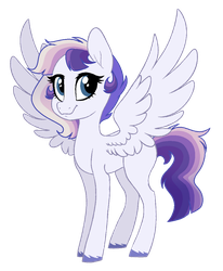Custom | Luna Sparkle by SpectrumNightYT