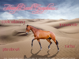 HoofBeat Graphics by Perra-Loca