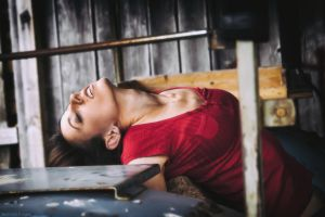 passed out at the wheel by lakehurst-images