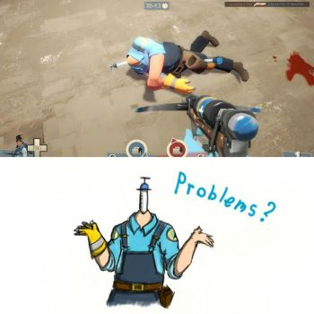Team Fortress2 /// Problems? by MaraMarko