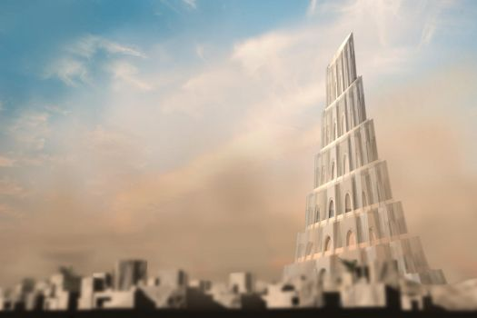 TOWER OF BABEL-0066 by VIRTUALITY-CIAA