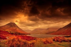 Lakeland Moods by Capturing-the-Light