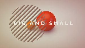 Big and Small by franz--franz