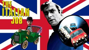 The Italian Job (1969) by JeffreyKitsch
