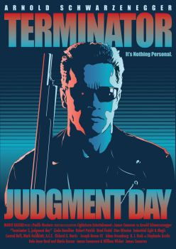 Terminator|Alternative poster by Psycool