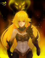 Yang Xiao Long Dragon Empress by Ivorgarde