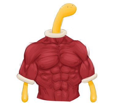 Shuckle by demonlector