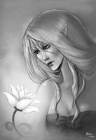 Portrait of Anarion by AonikaArt
