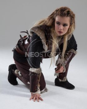 Pippa Medieval Warrior 255 - Stock Photography by NeoStockz