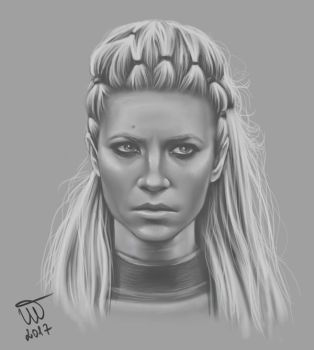 Lagertha by Spring-Fairy