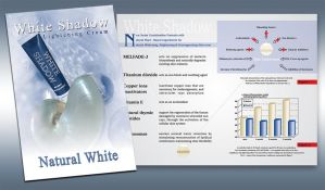 White Shadow Brochure by MagedB
