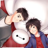 Big Hero 6 by nayumi-green