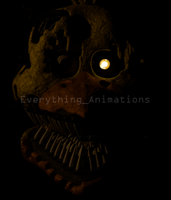 Nightmare Chica WIP by EverythingAnimations