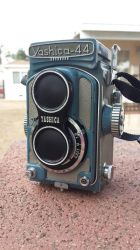 Yashica 44a  by yugiohfreakXD