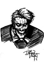 The Man Who Laughs by TheoFayde