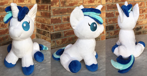 Baby Shining Armor by The-Crafty-Kaiju