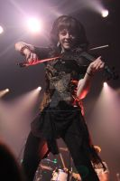 Lindsey Stirling in Brussels by Mango-Nezumi