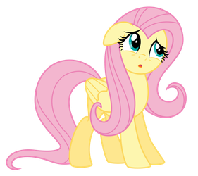 Vector: Fluttershy 22 by EStories