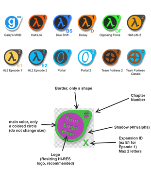 Valve icon template by Master-Bit