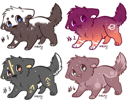 Adopts batch 1 | 2/4 | reduced by treeadopts