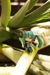 Miku's Green Wonderland by Blackcrane56