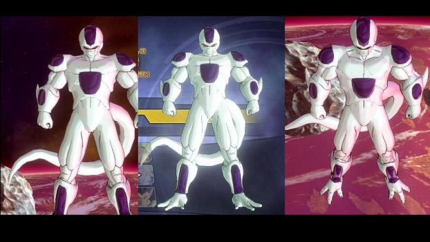[WIP] Freeza/Frieza Multiverse by diegoforfun