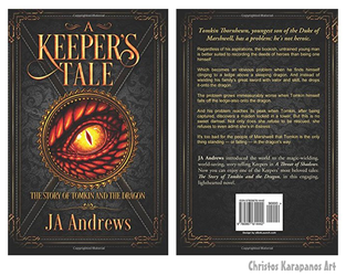 A Keeper's Tale (Dragon's Eye) by amorphisss