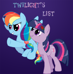Twilight's List eReader by jlryan