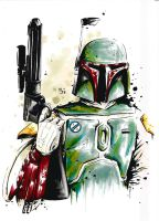 Boba Fett by MikimusPrime