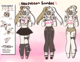 Neapolitan Sundae Xynthii [CLOSED] by hello-planet-chan