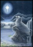 Gryphon Tarot - The Star by silvermoonnw
