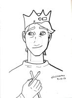 Hey Jughead Where Are You ink by gARY519mOORE