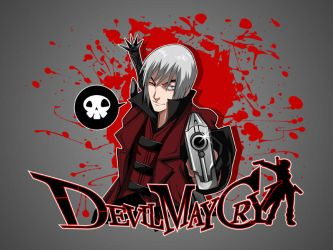 DMC Wallpaper Pack by rizaturker