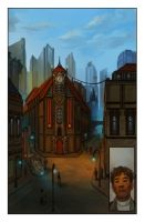 Clockwork Angels Issue 2 Pages 1 by NickRoblesArt