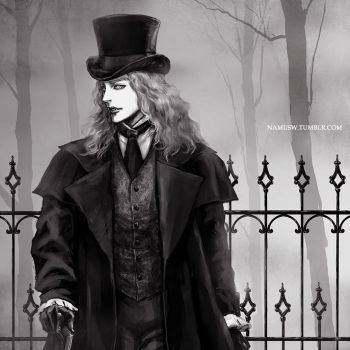 The Vampire Lestat by namusw