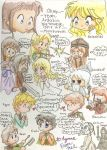 Chibi Lord of the Rings by BlueSeptember